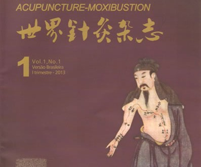 """""""World Journal of acupuncture and Moxibustion"""" Portuguese version was published in Brazil"""